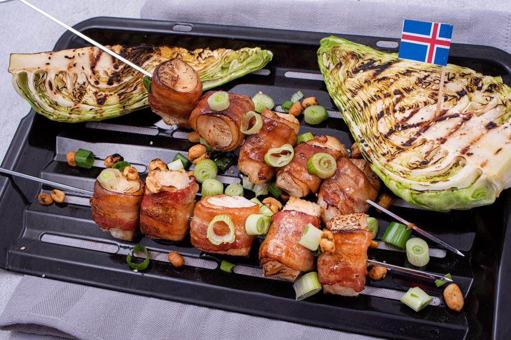Lengspiesen met spitskool - recept van Freshly Fish met de september visbox