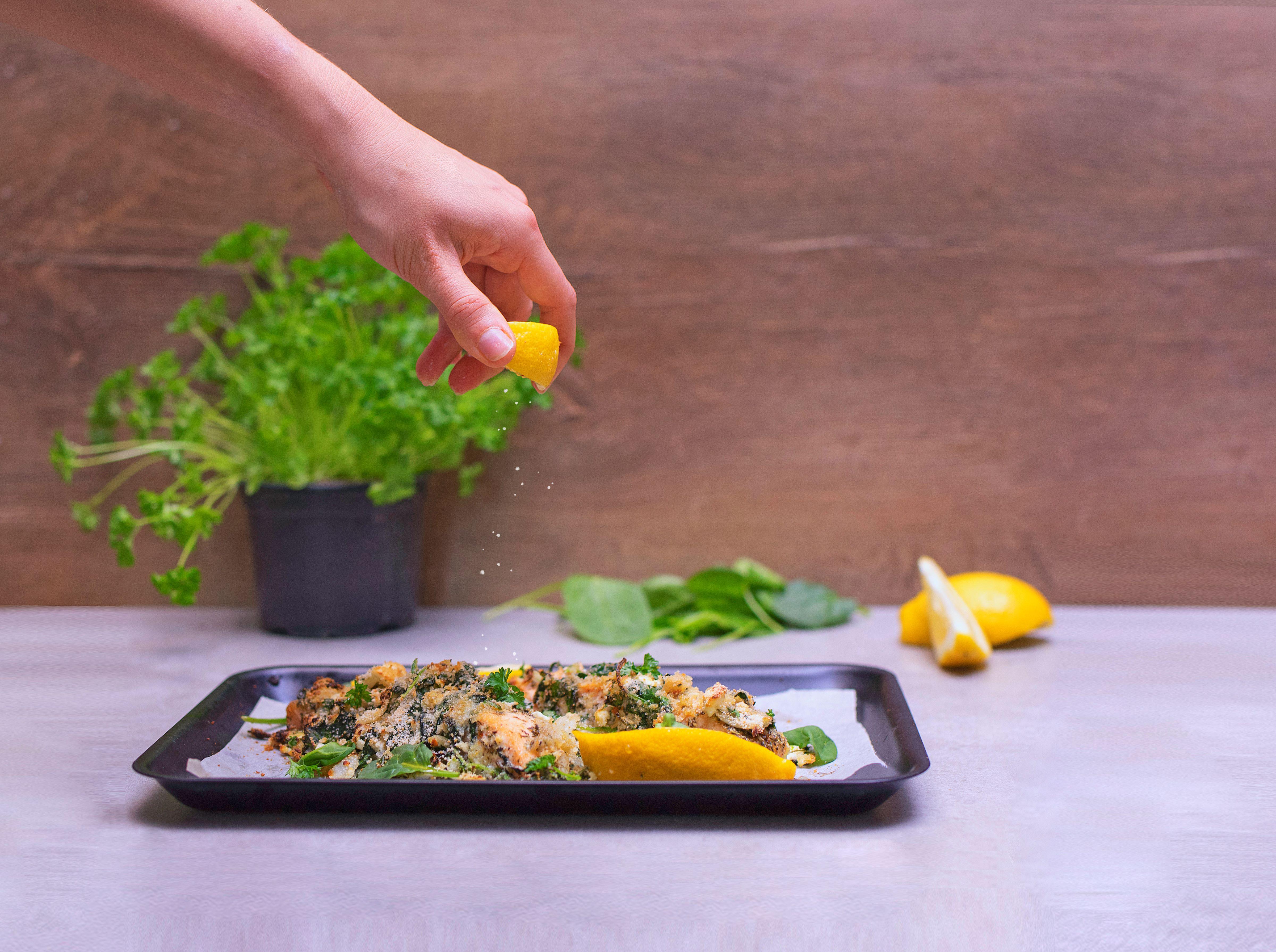 Hortopita zalm Freshly Fish recept