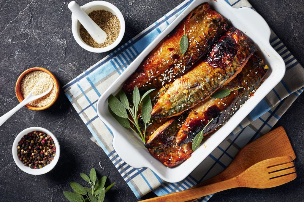 Makreel recept