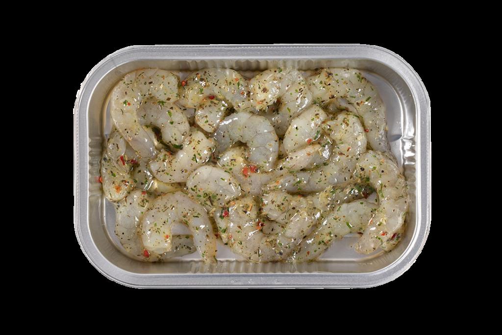 Spicy garnalen
